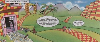 Emerald Hill Zone Sonic News Network Fandom