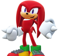 TSR story Knuckles 1