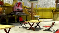 S1E34 meh burger table