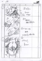 Sonic Riders storyboard 07