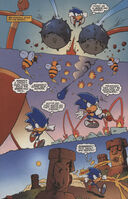 Sonic X issue 3 page 5