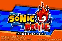 Sonic battle gimme shelter