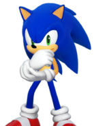 TSR sprite Sonic 5