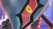 Sonic Forces - Metropolis - Infinite Battle