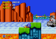 Submarine Eggman 02
