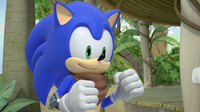 Happy Sonic