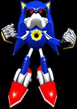 Metal Sonic Rivals costume 1