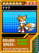 SB ??? (Tails) card