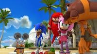SB S1E03 UT Team Sonic
