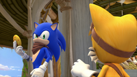 SB S1E08 Sonic cookie Tails