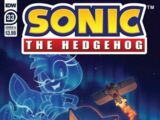 IDW Sonic the Hedgehog Issue 33