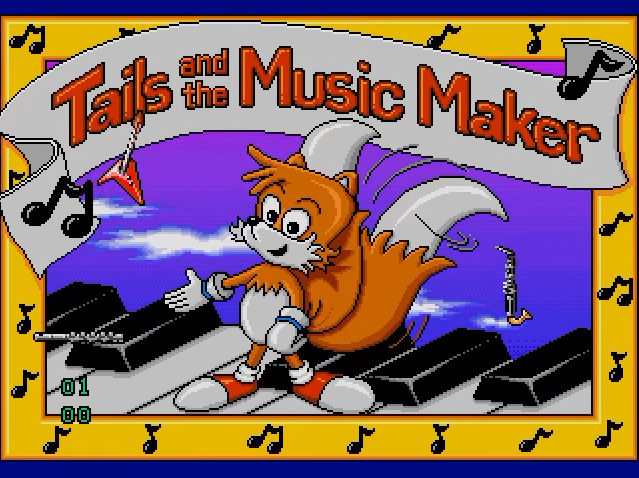 Tails and the Music Maker (prototipos)