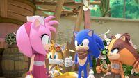 S1E27 Team Sonic spatula