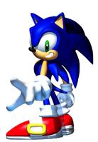Sonic Adventure Sonic 3