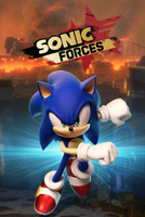Sonic Forces Steam banner