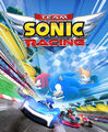 Team Sonic Racing - Portada