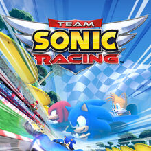 Team Sonic Racing - Portada.jpg