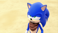 SB S1E19 Sonic disgruntled
