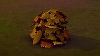 SB S1E25 Leaf pile