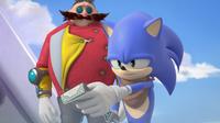 THL Sonic and Eggman