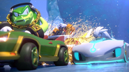 Team Sonic Racing Opening 40