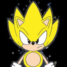 Concept Art de Super Sonic de desde su origen.png