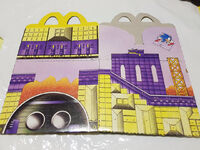 McDonalds Sonic 3 EU box LB back