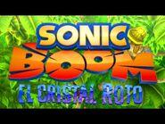 Sonic Boom- El Cristal Roto - Escenas en Español