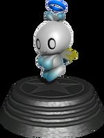Sonic Generations Hero Chao Statue
