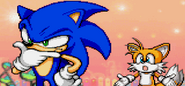 Sonic i Tails SAdvance2