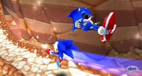 Sonic rivals 2 10