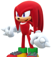 TSR story Knuckles 2