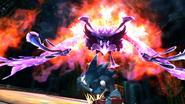Dark Gaia Phoenix attack