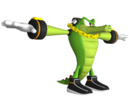 Forces Model Vector