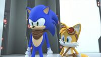 S1E11 Sonic Tails