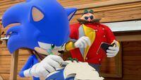 SB S1E23 Sonic Eggman schedule