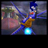 Sonic Adventure Credits (Tails 18)