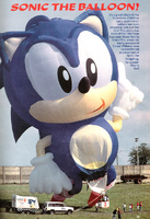 Sonic Yearbook (1993) 16