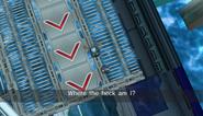Zero Gravity Cutscene 421