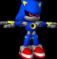 Metal Sonic Runners