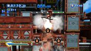 Orange Rocket Blast Off 19