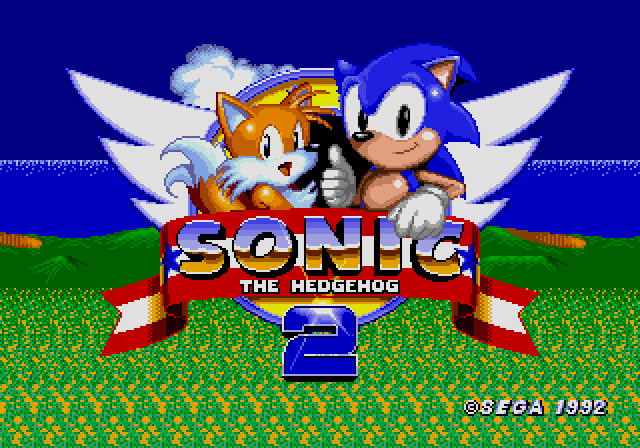 Sonic the Hedgehog 2 Beta