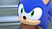 SB S1E19 Sonic concerned