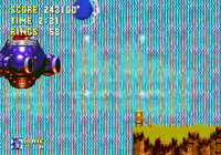 Sonic 3 Angel Island Zone 36