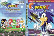 Sonic X ENG DVD 11