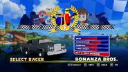 Sonic and Sega All Stars Racing character select 12
