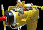 Tails (Sonic & SEGA All-stars Racing DS)