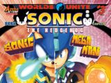 Archie Sonic the Hedgehog Issue 273