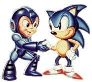 Sonic y Mega Man Mega Man Wily Wars