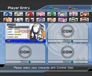 Riders Character Select 06